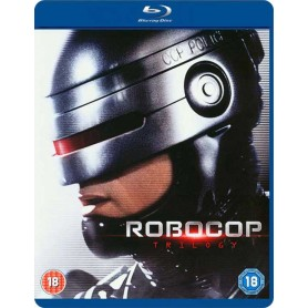 Robocop trilogy (Blu-ray) (Import Sv.Text)