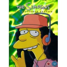 Simpsons - Season 15 (4-disc) (Import)
