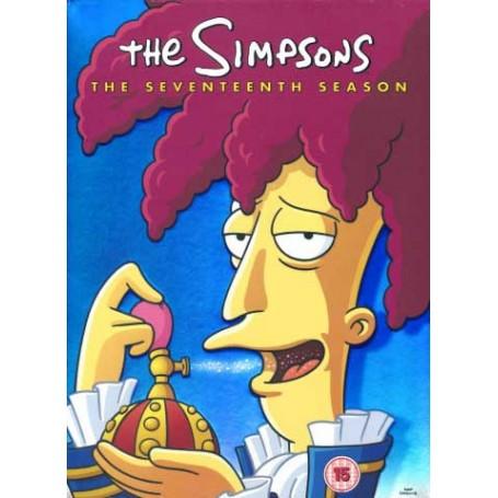 Simpsons - Season 17 (4-disc) (Import)