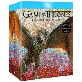 Game of Thrones - Säsong 1-6 (Blu-ray)