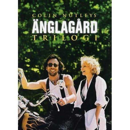 Änglagård Trilogi (3-disc)