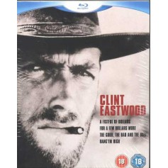 Clint Eastwood: 4 Film Collection (Blu-ray) (Import))