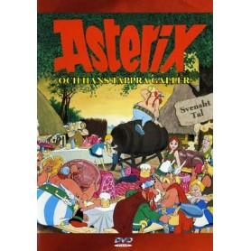 Asterix cch hans tappra Galler