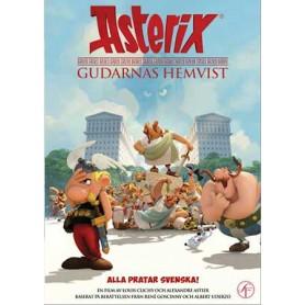 Asterix - Gudarnas Hemvist