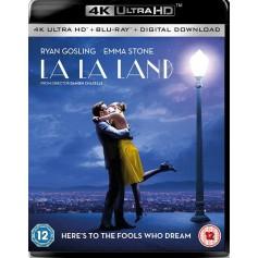 La La Land - 4K Ultra HD Blu-ray (Import)