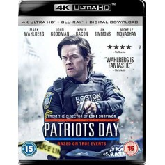 Patriots Day - 4K Ultra HD Blu-ray (Import)
