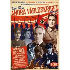 Den stora Andra Världskriget-boxen (6-disc)