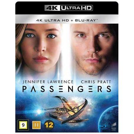 Passengers (4K Ultra HD Blu-ray)