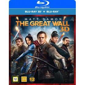 Great Wall (4K Ultra HD Blu-ray)