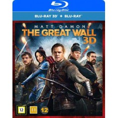 Great Wall (4K Ultra HD Blu-ray)