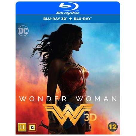 Wonder Woman (Real 3D + Blu-ray)