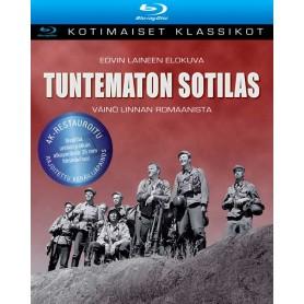 Okänd soldat (1955) (Blu-ray) (4K remastered) (Import sv. text)