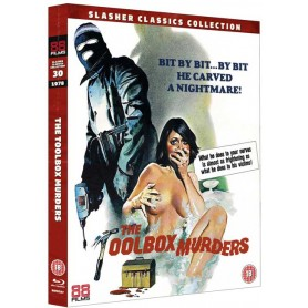 The Toolbox Murders (1978) (Slip-case) (Blu-ray) (Import)