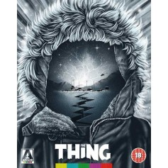 The Thing (Slipcase) (Blu-ray) (Import)