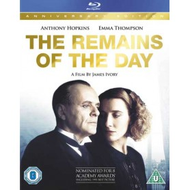 Återstoden av dagen (Anniversary Edition) (Slip-case) (Blu-ray) (Import sv.text)