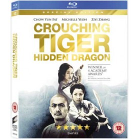 Crouching Tiger Hidden Dragon(Special Edition (Slip-case) (Blu-ray) (Import)