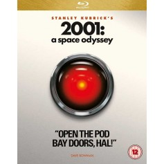 2001: A Space odyssey - Special Edition (Slip-case) (Blu-ray) (Import sv.text)