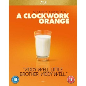 A Clockwork Orange (Slip-case) (Blu-ray) (Import sv.text)