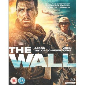 The Wall (Slip-case) (Blu-ray) (Import)