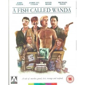 A fish called Wanda (Slip-case (Blu-ray) (Import)