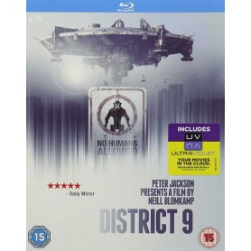 District 9 (Slip-case) (Blu-ray) (Import)