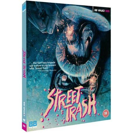 Street Trash (Slipcase) (Blu-ray) (Import)