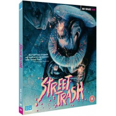 Street Trash (Limited edition) (Slipcase) (Blu-ray) (Import)