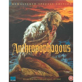 Anthropophagous: 25th Anniversary Edition (Slipcase) (Blu-ray) (Import)