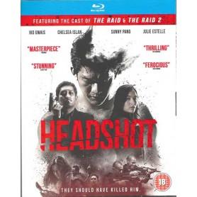 Headshot (Slipcase) (Blu-ray) (Import)
