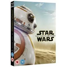 Star Wars: The Force Awakens (Slipcase) (Blu-ray) (Import sv.text)