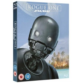Rogue One: A Star Wars Story (Slipcase) (Blu-ray) (Import sv.text)