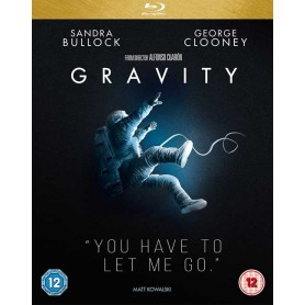 Gravity (Slipcase) (Blu-ray) (Import sv.text)