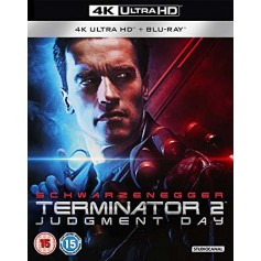 Terminator 2 (1991) - Judgment Day - 4K Ultra HD Blu-ray + Blu-ray (Import)
