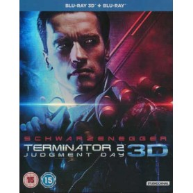 Terminator 2 (3D) (1991) - Judgment Day (Blu-ray) (Import)
