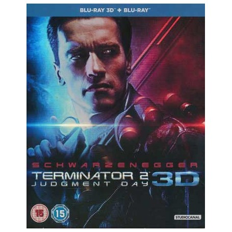 Terminator 2 (1991) - Judgment Day (Blu-ray 3D + Blu-ray) (Import)