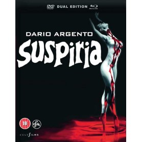 Suspiria (4K-Restored Limited Numbered Collectors Edition) (Slipcase) (Blu-ray + DVD) (Import)
