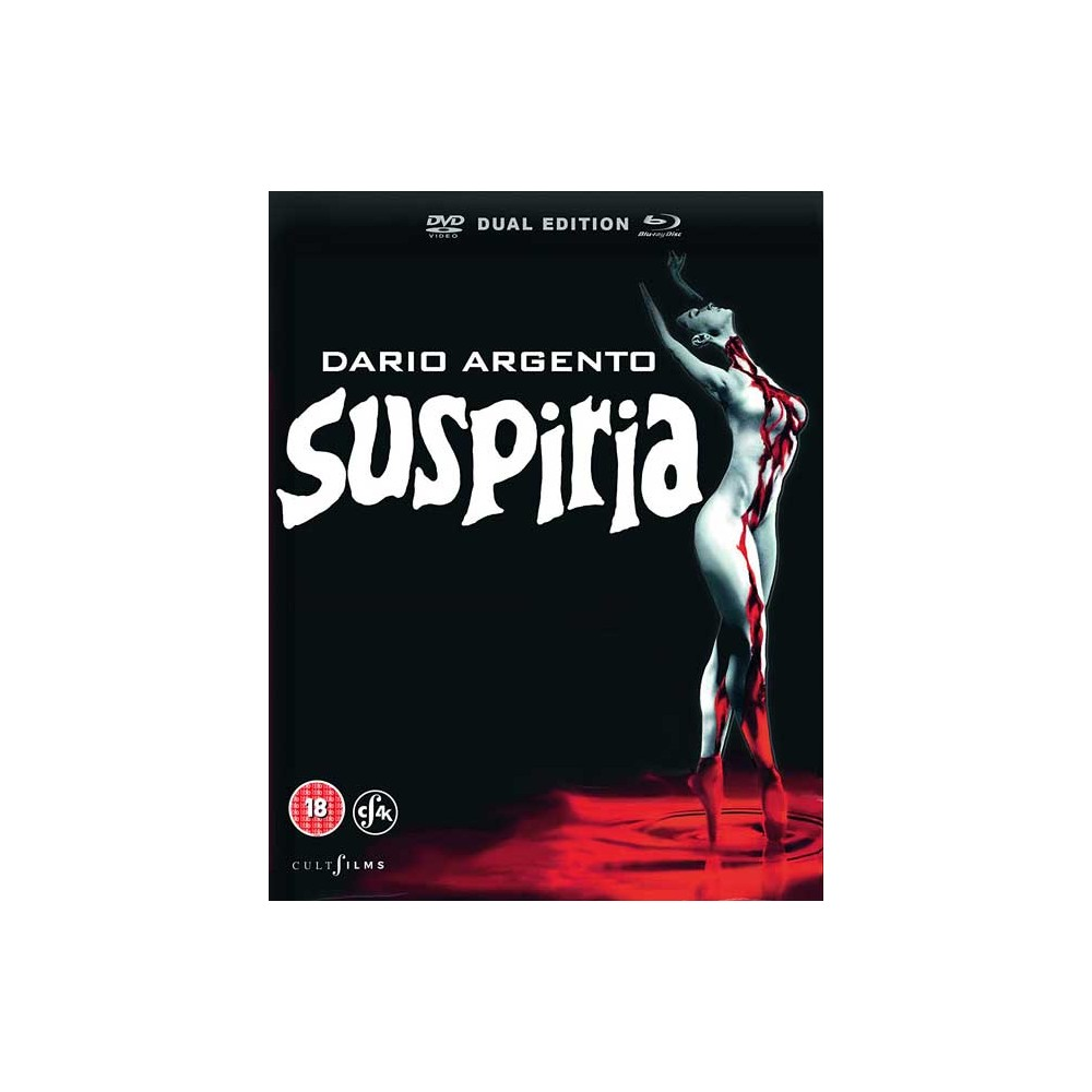 Suspiria Ultimate Edition