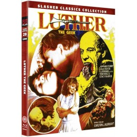 Luther the geek (Slipcase) (Blu-ray) (Import)