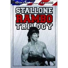 Rambo Trilogy 4 DVD, (Special Edition Full Metal Case) (Import)