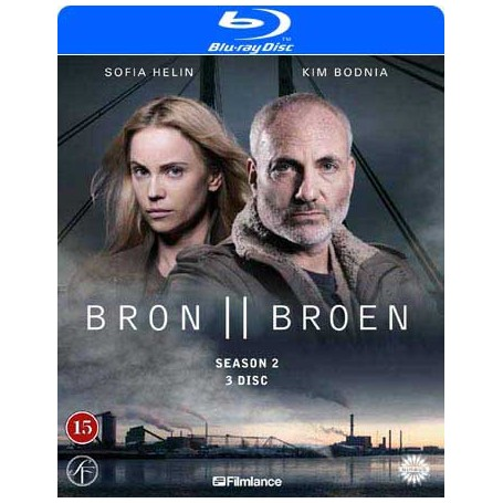 Bron - Säsong 2 (Blu-ray)