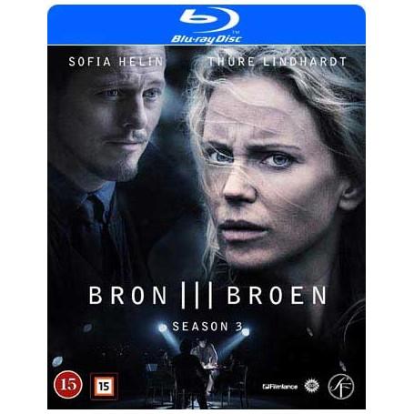 Bron - Säsong 3 (Blu-ray)