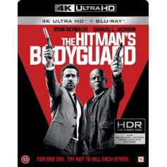 Hitman's Bodyguard (4K Ultra HD Blu-ray)