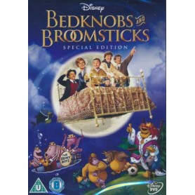 Bedknobs And Broomsticks (Special Edition) (Import svensk text)
