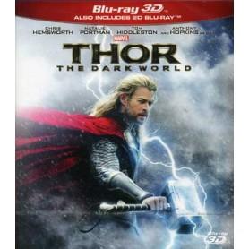 Thor 2 - The Dark World (Real 3D + Blu-ray)