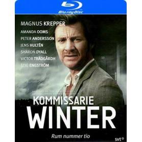 Kommissarie Winter - Rum Nummer Tio (Miniserie) (Blu-ray)
