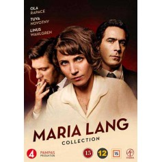 Maria Lang Collection (4-disc)