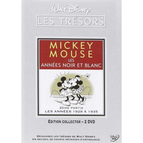 Disney Treasures - Mickey Mouse in black & white 2 (2-disc) (Import)