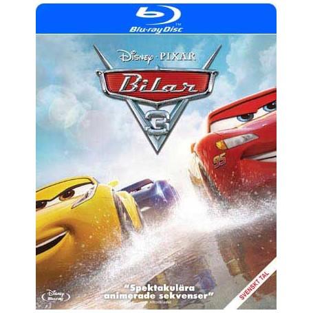 Bilar 3 (Blu-ray)