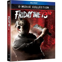 Friday the 13th: 8-Movie Collection (Slipcase) (Import) (Blu-ray)