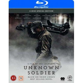 Okänd soldat (2017) (Blu-ray)